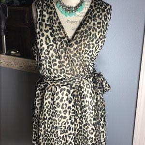 Anne Klein Print Dress